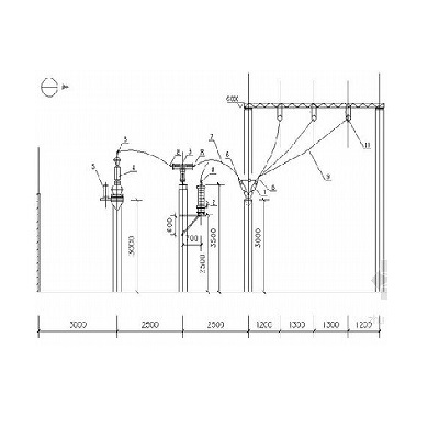 小水電升壓站改造